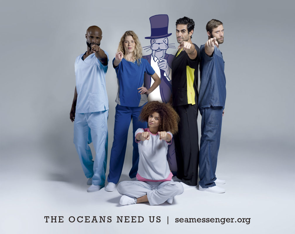 The Ocean Need Us Project